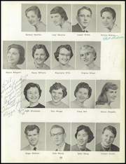 Bentley High School - Pioneer Yearbook (Livonia, MI) online yearbook collection, 1957 Edition, Page 59