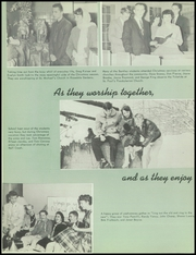 Page 72, 1957 Edition, Bentley High School - Pioneer Yearbook (Livonia, MI) online yearbook collection