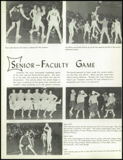 Page 74, 1957 Edition, Bentley High School - Pioneer Yearbook (Livonia, MI) online yearbook collection