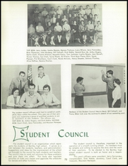Page 76, 1957 Edition, Bentley High School - Pioneer Yearbook (Livonia, MI) online yearbook collection