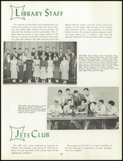 Page 81, 1957 Edition, Bentley High School - Pioneer Yearbook (Livonia, MI) online yearbook collection