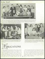 Page 82, 1957 Edition, Bentley High School - Pioneer Yearbook (Livonia, MI) online yearbook collection