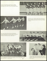 Page 89, 1957 Edition, Bentley High School - Pioneer Yearbook (Livonia, MI) online yearbook collection
