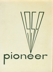 Bentley High School - Pioneer Yearbook (Livonia, MI) online yearbook collection, 1958 Edition, Page 1