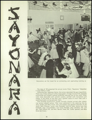Page 40, 1958 Edition, Bentley High School - Pioneer Yearbook (Livonia, MI) online yearbook collection