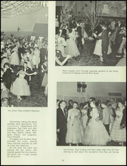 Page 41, 1958 Edition, Bentley High School - Pioneer Yearbook (Livonia, MI) online yearbook collection