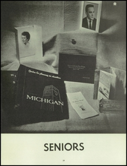 Page 43, 1958 Edition, Bentley High School - Pioneer Yearbook (Livonia, MI) online yearbook collection