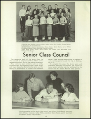 Page 44, 1958 Edition, Bentley High School - Pioneer Yearbook (Livonia, MI) online yearbook collection