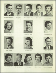Page 48, 1958 Edition, Bentley High School - Pioneer Yearbook (Livonia, MI) online yearbook collection