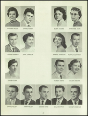 Page 53, 1958 Edition, Bentley High School - Pioneer Yearbook (Livonia, MI) online yearbook collection
