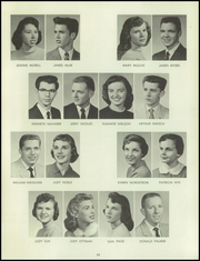 Page 57, 1958 Edition, Bentley High School - Pioneer Yearbook (Livonia, MI) online yearbook collection
