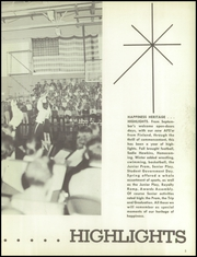 Page 11, 1959 Edition, Bentley High School - Pioneer Yearbook (Livonia, MI) online yearbook collection