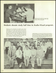 Page 110, 1959 Edition, Bentley High School - Pioneer Yearbook (Livonia, MI) online yearbook collection