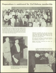 Page 111, 1959 Edition, Bentley High School - Pioneer Yearbook (Livonia, MI) online yearbook collection
