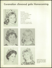 Page 12, 1959 Edition, Bentley High School - Pioneer Yearbook (Livonia, MI) online yearbook collection