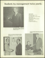 Page 14, 1959 Edition, Bentley High School - Pioneer Yearbook (Livonia, MI) online yearbook collection