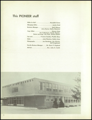 Page 8, 1959 Edition, Bentley High School - Pioneer Yearbook (Livonia, MI) online yearbook collection