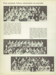 Page 100, 1960 Edition, Bentley High School - Pioneer Yearbook (Livonia, MI) online yearbook collection