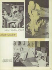 Page 17, 1960 Edition, Bentley High School - Pioneer Yearbook (Livonia, MI) online yearbook collection
