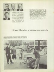 Page 68, 1960 Edition, Bentley High School - Pioneer Yearbook (Livonia, MI) online yearbook collection