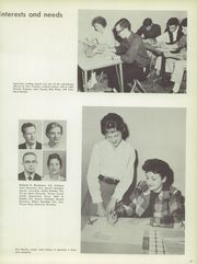 Page 71, 1960 Edition, Bentley High School - Pioneer Yearbook (Livonia, MI) online yearbook collection