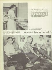Page 76, 1960 Edition, Bentley High School - Pioneer Yearbook (Livonia, MI) online yearbook collection