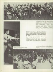 Page 82, 1960 Edition, Bentley High School - Pioneer Yearbook (Livonia, MI) online yearbook collection
