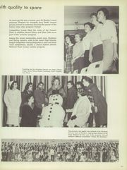 Page 85, 1960 Edition, Bentley High School - Pioneer Yearbook (Livonia, MI) online yearbook collection