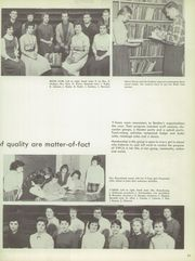 Page 87, 1960 Edition, Bentley High School - Pioneer Yearbook (Livonia, MI) online yearbook collection
