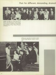 Page 88, 1960 Edition, Bentley High School - Pioneer Yearbook (Livonia, MI) online yearbook collection