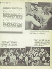 Page 89, 1960 Edition, Bentley High School - Pioneer Yearbook (Livonia, MI) online yearbook collection