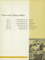 Page 9, 1960 Edition, Bentley High School - Pioneer Yearbook (Livonia, MI) online yearbook collection