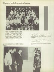 Page 96, 1960 Edition, Bentley High School - Pioneer Yearbook (Livonia, MI) online yearbook collection