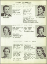 Page 15, 1959 Edition, West Bloomfield High School - Torch Yearbook (Orchard Lake, MI) online yearbook collection