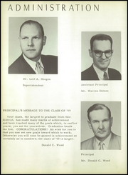 Page 8, 1959 Edition, West Bloomfield High School - Torch Yearbook (Orchard Lake, MI) online yearbook collection