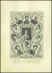 Page 16, 1910 Edition, Saginaw High School - Aurora Yearbook (Saginaw, MI) online yearbook collection