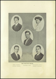 Page 7, 1910 Edition, Saginaw High School - Aurora Yearbook (Saginaw, MI) online yearbook collection