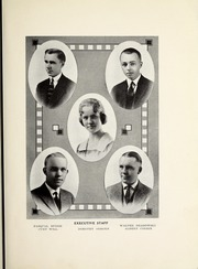Page 13, 1922 Edition, Saginaw High School - Aurora Yearbook (Saginaw, MI) online yearbook collection