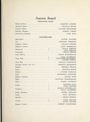 Page 15, 1922 Edition, Saginaw High School - Aurora Yearbook (Saginaw, MI) online yearbook collection