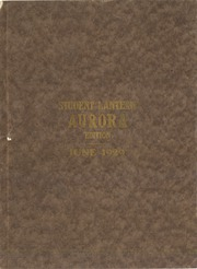 Page 1, 1929 Edition, Saginaw High School - Aurora Yearbook (Saginaw, MI) online yearbook collection