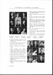 Page 12, 1929 Edition, Saginaw High School - Aurora Yearbook (Saginaw, MI) online yearbook collection