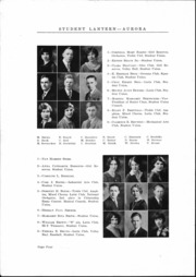 Page 8, 1929 Edition, Saginaw High School - Aurora Yearbook (Saginaw, MI) online yearbook collection