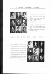 Page 9, 1929 Edition, Saginaw High School - Aurora Yearbook (Saginaw, MI) online yearbook collection