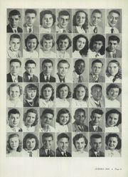 Page 10, 1949 Edition, Saginaw High School - Aurora Yearbook (Saginaw, MI) online yearbook collection