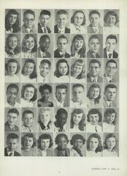Page 16, 1949 Edition, Saginaw High School - Aurora Yearbook (Saginaw, MI) online yearbook collection