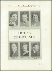 Page 17, 1933 Edition, Southeastern High School - Aryan Yearbook (Detroit, MI) online yearbook collection