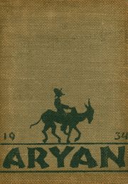 Page 1, 1934 Edition, Southeastern High School - Aryan Yearbook (Detroit, MI) online yearbook collection