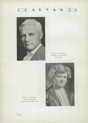 Page 16, 1934 Edition, Southeastern High School - Aryan Yearbook (Detroit, MI) online yearbook collection