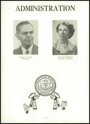 Page 8, 1950 Edition, Southeastern High School - Aryan Yearbook (Detroit, MI) online yearbook collection