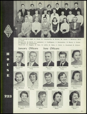 Page 17, 1955 Edition, Southeastern High School - Aryan Yearbook (Detroit, MI) online yearbook collection